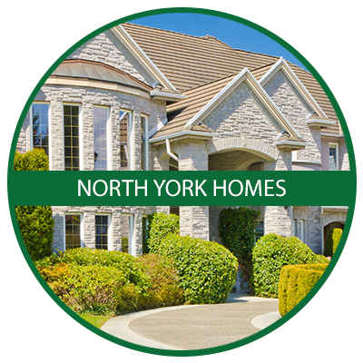 North York Featured Communitiess