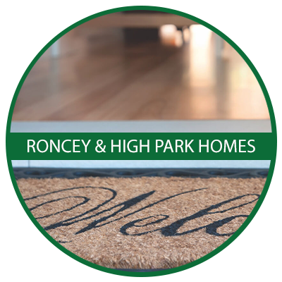 Roncey & High Park Featured Communitiess